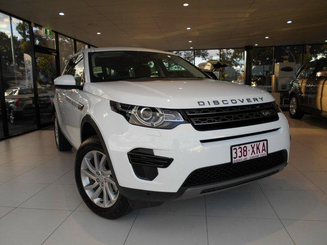 Demonstrator, Demo, Near New Land Rover Discovery Sport TD4 180 SE, Toowoomba, 2017 Land Rover Discovery Sport TD4 180 SE Wagon