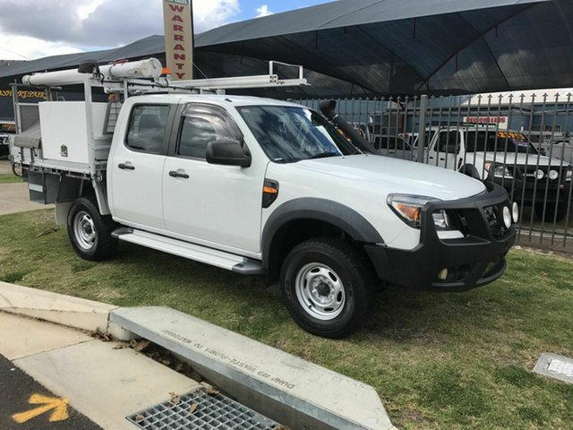 Used Ford Ranger XL (4x4), Toowoomba, 2011 Ford Ranger XL (4x4) Dual C/Chas