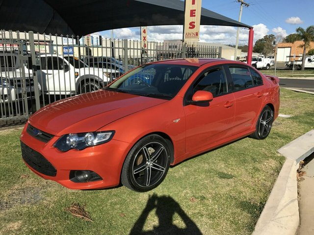 Discounted Used Ford Falcon XR6, Toowoomba, 2013 Ford Falcon XR6 Sedan