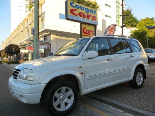 Used Suzuki XL-7 (4x4), Southport, 2001 Suzuki XL-7 (4x4) Wagon