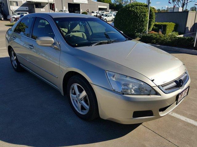 Discounted Used Honda Accord VTi, Yamanto, 2005 Honda Accord VTi Sedan