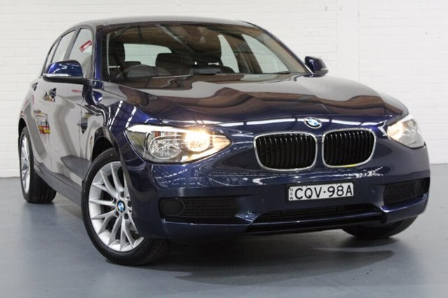 Used BMW 116i, Hamilton, 2013 BMW 116i Hatchback