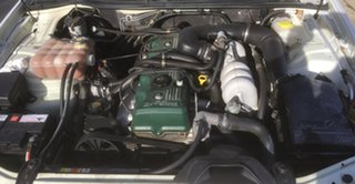 2000 Ford Falcon XL (LPG) Cab Chassis.