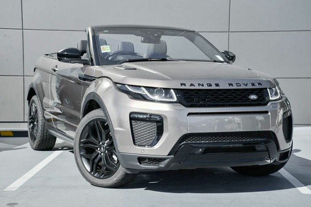 New Land Rover Range Rover Evoque TD4 180 HSE Dynamic, Southport, 2016 Land Rover Range Rover Evoque TD4 180 HSE Dynamic Convertible