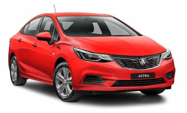 New Holden Astra LS+, Atherton, 2017 Holden Astra LS+ Sedan