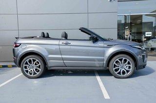 2016 Land Rover Range Rover Evoque TD4 180 SE Dynamic Convertible.