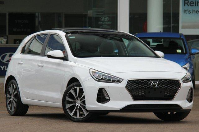 New Hyundai i30 Premium, Cheltenham, 2018 Hyundai i30 Premium Hatchback