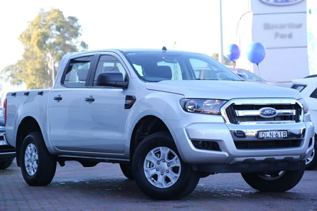 Discounted Used Ford Ranger XL Double Cab 4x2 Hi-Rider, Southport, 2016 Ford Ranger XL Double Cab 4x2 Hi-Rider Utility