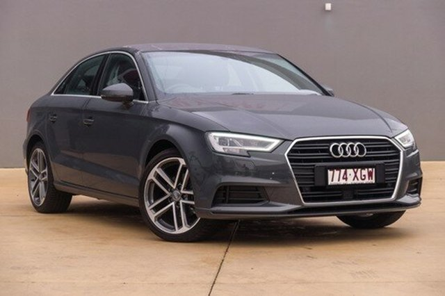 Used Audi A3 S tronic, Moorooka, Brisbane, 2016 Audi A3 S tronic Sedan