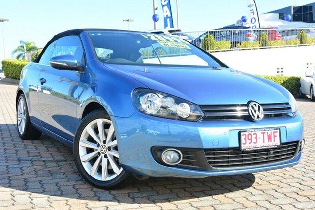 Used Volkswagen Golf 118TSI DSG, Southport, 2013 Volkswagen Golf 118TSI DSG Cabriolet