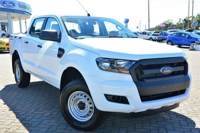 Discounted New Ford Ranger XL Double Cab 4x2 Hi-Rider, Southport, 2017 Ford Ranger XL Double Cab 4x2 Hi-Rider Utility
