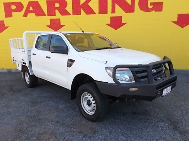 Used Ford Ranger XL Double Cab, Winnellie, 2013 Ford Ranger XL Double Cab Utility