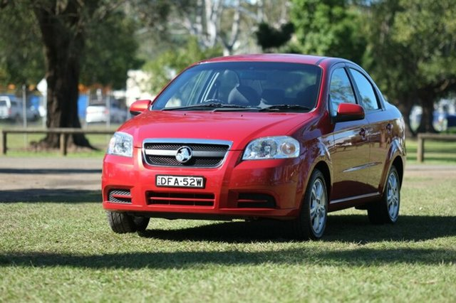 Used Holden Barina, Lismore, 2010 Holden Barina Sedan
