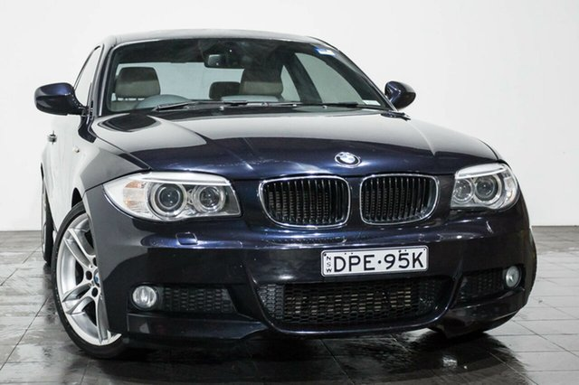 Used BMW 123d Steptronic, Rozelle, 2012 BMW 123d Steptronic Coupe