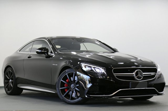 Demonstrator, Demo, Near New Mercedes-Benz S63 AMG SPEEDSHIFT MCT, Narellan, 2017 Mercedes-Benz S63 AMG SPEEDSHIFT MCT Coupe