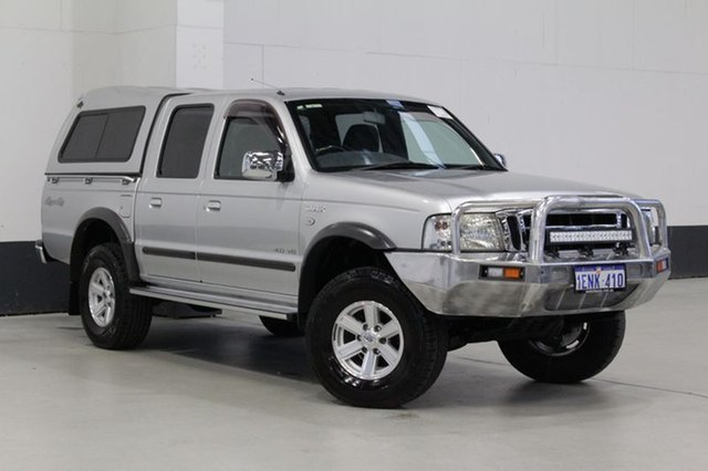 Used Ford Courier XLT (4x4), Bentley, 2006 Ford Courier XLT (4x4) Crew Cab P/Up
