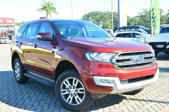 Discounted New Ford Everest Trend 4WD, Southport, 2016 Ford Everest Trend 4WD Wagon