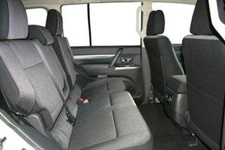 2018 Mitsubishi Pajero GLX Wagon.