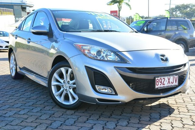 Used Mazda 3 SP25 Activematic, Southport, 2009 Mazda 3 SP25 Activematic Sedan