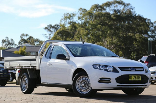Used Ford Falcon Super Cab, Southport, 2012 Ford Falcon Super Cab Cab Chassis
