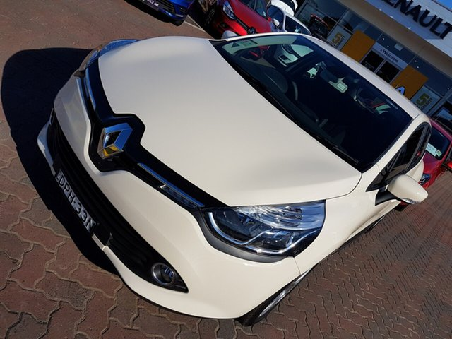 Discounted Demonstrator, Demo, Near New Renault Clio Expression EDC, Warwick Farm, 2016 Renault Clio Expression EDC Hatchback