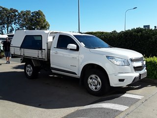 Used Holden Colorado LX, Acacia Ridge, 2013 Holden Colorado LX RG MY13 Cab Chassis