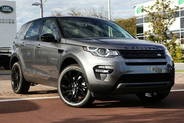 New Land Rover Discovery Sport TD4 150 HSE, Osborne Park, 2017 Land Rover Discovery Sport TD4 150 HSE Wagon