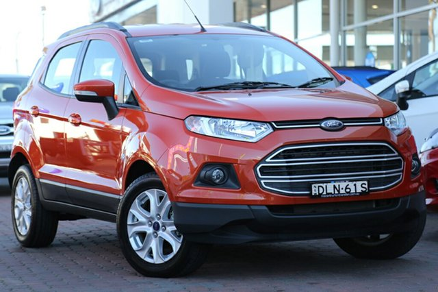 Discounted Used Ford Ecosport Trend PwrShift, Narellan, 2016 Ford Ecosport Trend PwrShift SUV