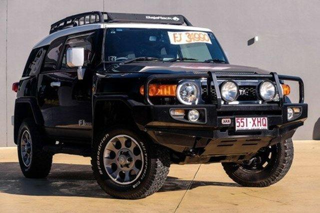 Used Toyota FJ Cruiser, Moorooka, Brisbane, 2012 Toyota FJ Cruiser Wagon
