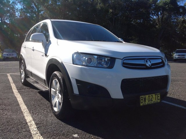 Used Holden Captiva 7 AWD CX, Coffs Harbour, 2013 Holden Captiva 7 AWD CX Wagon