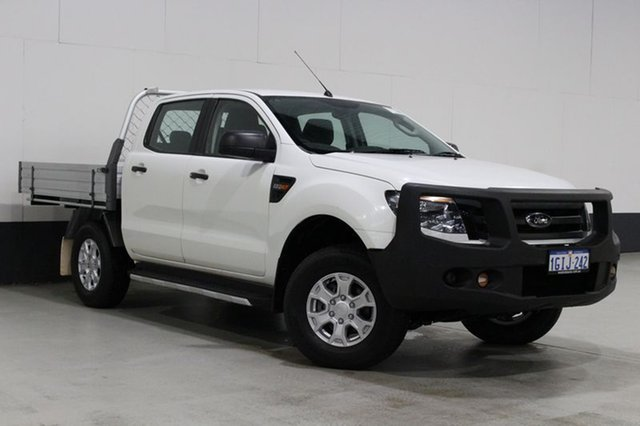 Used Ford Ranger XL 2.2 (4x4), Bentley, 2013 Ford Ranger XL 2.2 (4x4) Crew C/Chas