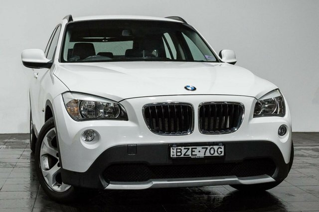 Used BMW X1 sDrive18i Steptronic, Rozelle, 2011 BMW X1 sDrive18i Steptronic Wagon