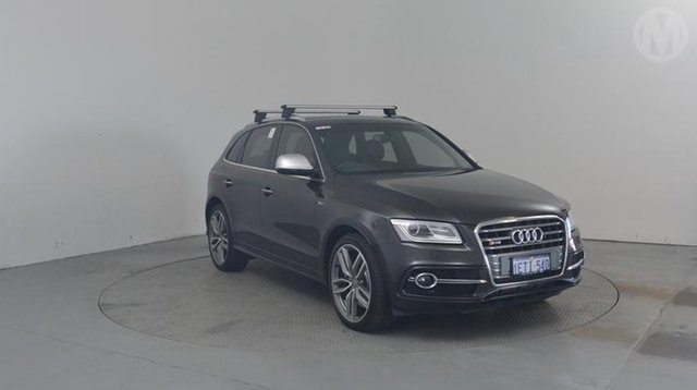 Used Audi SQ5 TDI Tiptronic Quattro, Altona North, 2015 Audi SQ5 TDI Tiptronic Quattro Wagon