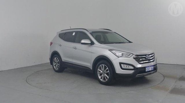 Used Hyundai Santa Fe Elite, Altona North, 2014 Hyundai Santa Fe Elite Wagon