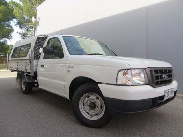 Used Ford Courier GL, Reynella, 2006 Ford Courier GL Cab Chassis