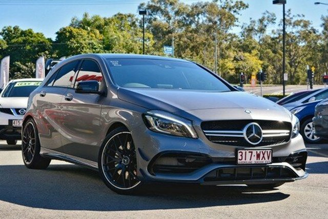 Discounted Used Mercedes-Benz A45 AMG SPEEDSHIFT DCT 4MATIC, Moorooka, Brisbane, 2016 Mercedes-Benz A45 AMG SPEEDSHIFT DCT 4MATIC Hatchback