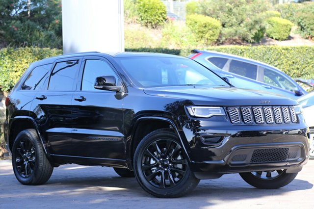 Discounted New Jeep Grand Cherokee Blackhawk, Southport, 2017 Jeep Grand Cherokee Blackhawk SUV
