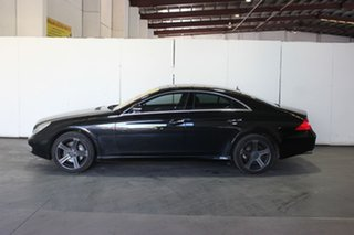 2005 Mercedes-Benz CLS 500 Coupe.
