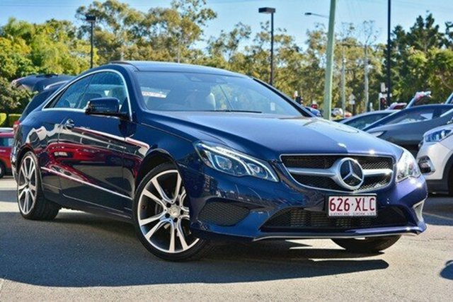 Discounted Used Mercedes-Benz E250 7G-Tronic +, Moorooka, Brisbane, 2013 Mercedes-Benz E250 7G-Tronic + Coupe