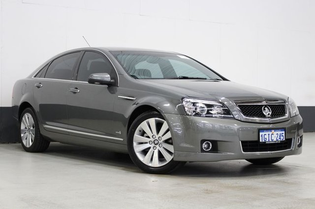 Used Holden Caprice, Bentley, 2012 Holden Caprice Sedan