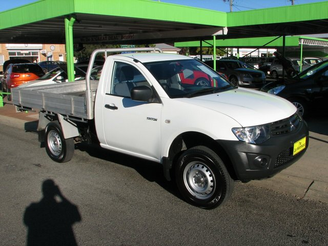 Used Mitsubishi Triton TRAYBAC SINGLE CAB, Casino, 2013 Mitsubishi Triton TRAYBAC SINGLE CAB Trayback