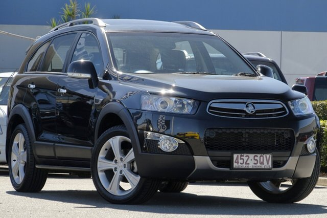 Used Holden Captiva 7 AWD LX, Toowong, 2012 Holden Captiva 7 AWD LX Wagon