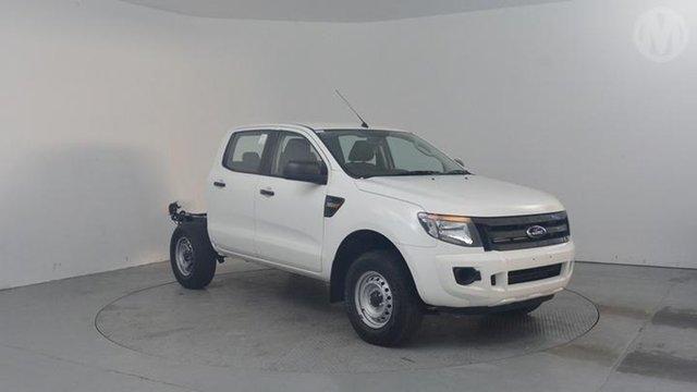 Used Ford Ranger XL 3.2 (4x4), Altona North, 2014 Ford Ranger XL 3.2 (4x4) Dual C/Chas
