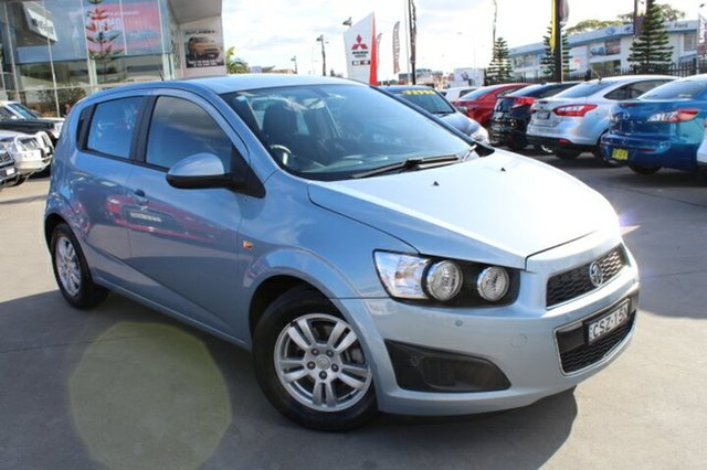 Used Holden Barina CD, Hamilton, 2012 Holden Barina CD Hatchback