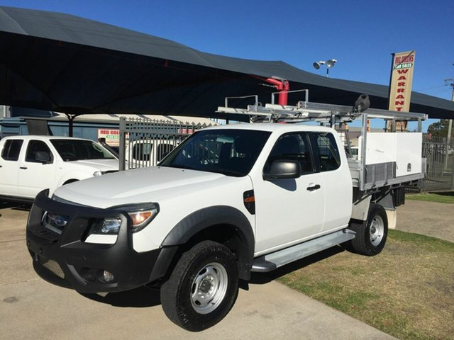 Used Ford Ranger XL (4x4), Toowoomba, 2011 Ford Ranger XL (4x4) Super C/Chas