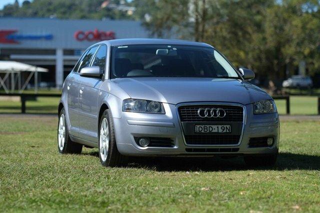 Used Audi A3 Ambition Sportback, Lismore, 2006 Audi A3 Ambition Sportback Hatchback