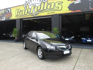 2010 Holden Cruze CD Sedan.