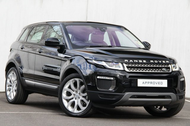 Used Land Rover Range Rover Evoque TD4 180 HSE, Malvern, 2016 Land Rover Range Rover Evoque TD4 180 HSE Wagon