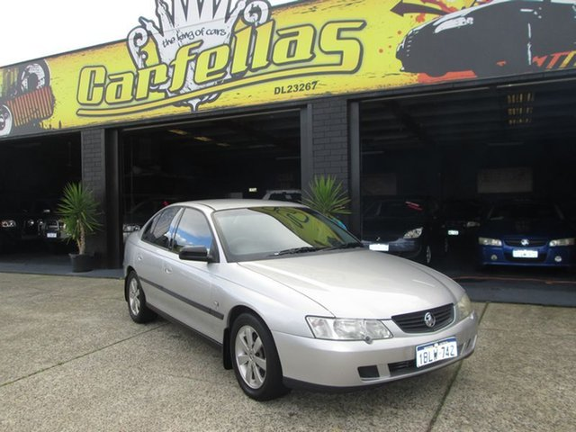 Used Holden Commodore EXCECUTIVE, O'Connor, 2003 Holden Commodore EXCECUTIVE Sedan