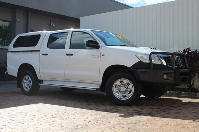 Used Toyota Hilux SR Double Cab, Cairns, 2012 Toyota Hilux SR Double Cab Utility